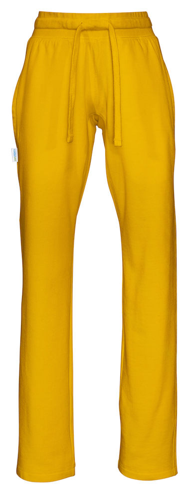 Sweat Pants Lady Yellow