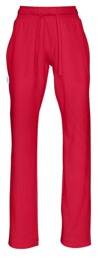 Sweat Pants Lady röd