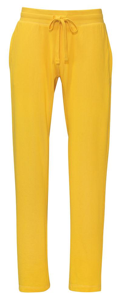 Sweat Pants Man Yellow