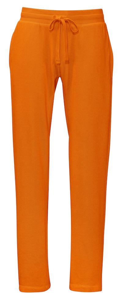 Sweat Pants Man Orange