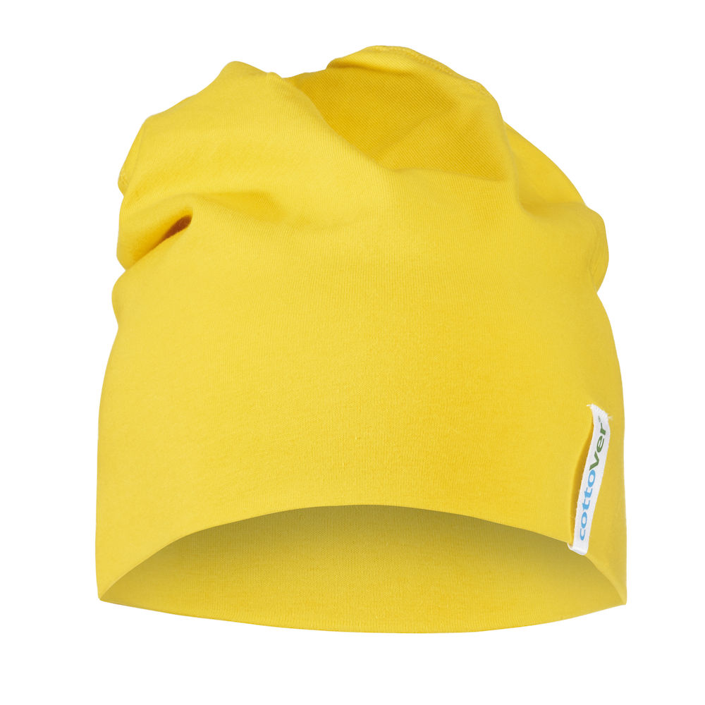 Beanie-Mössa Yellow
