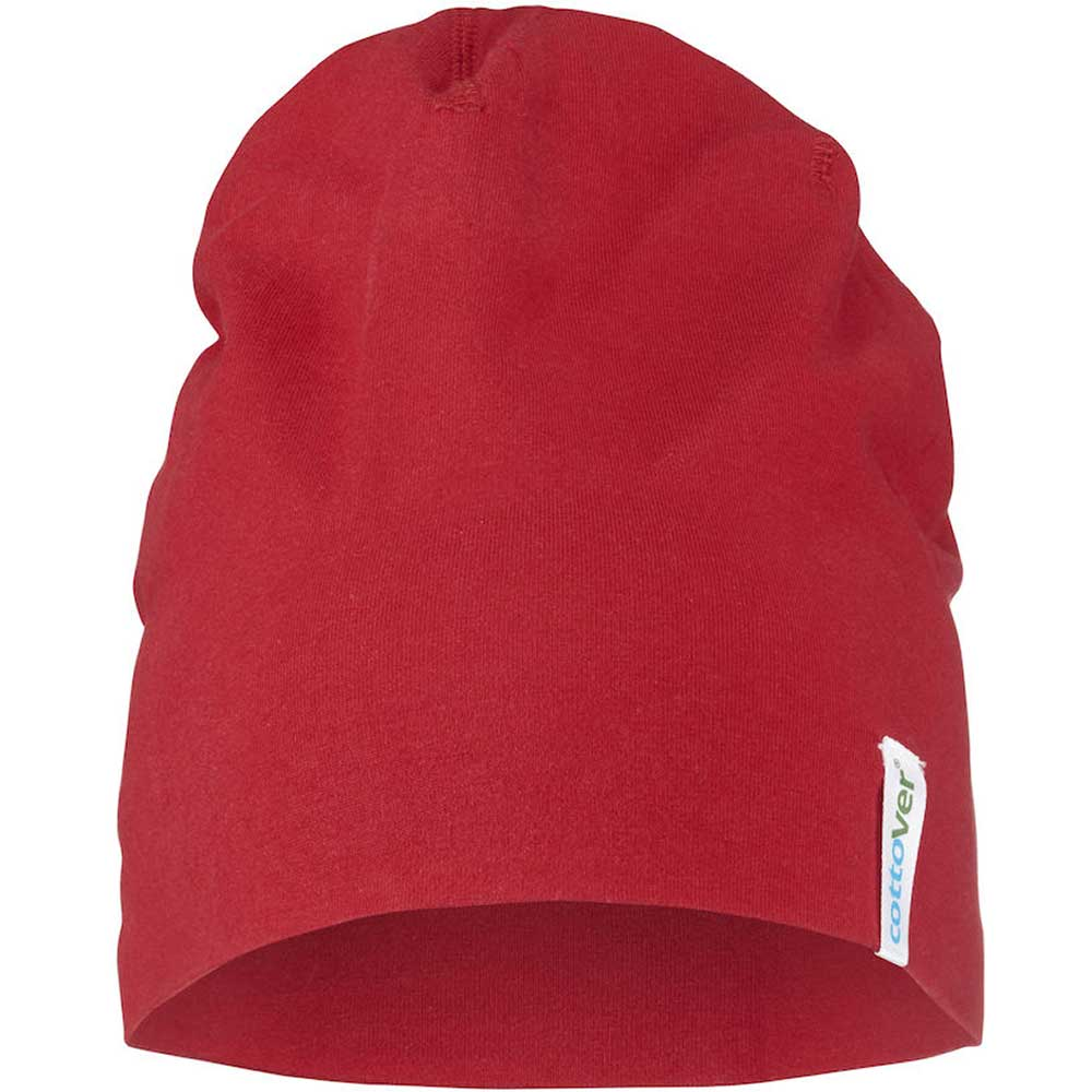 Beanie-Mössa röd