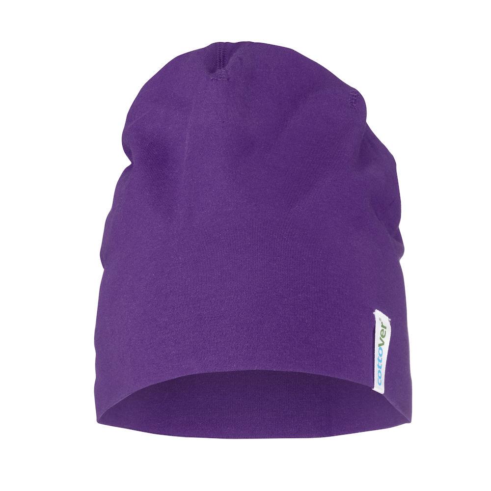 Beanie-Mössa Purple