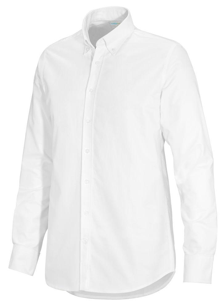 Oxford shirt l.sl Man Vit