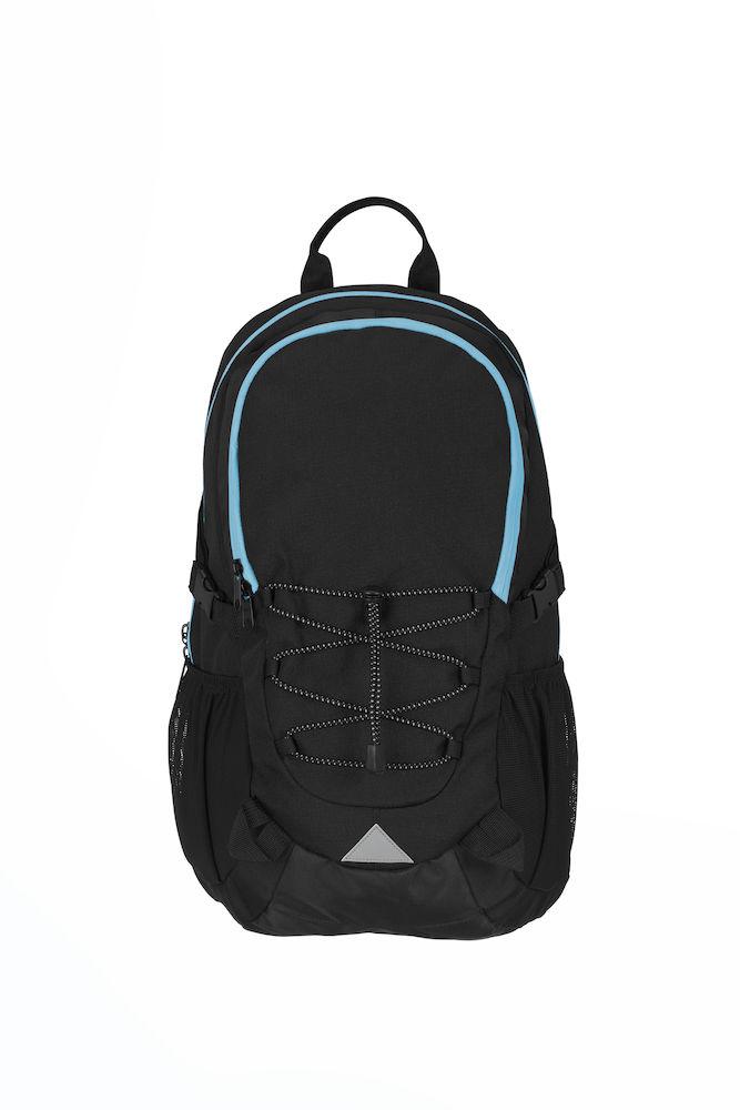 Active Line Daypack Svart/blå