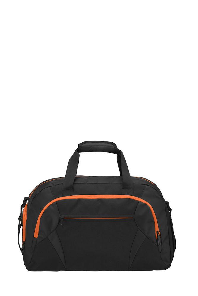 Active Line Sportbag big svart / orange