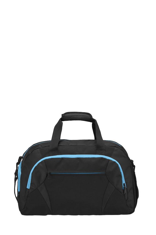 Active Line Sportbag big svart / blå