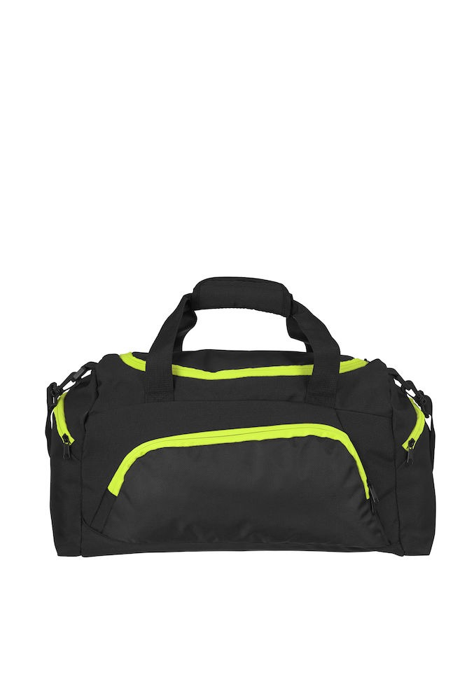 Active Line Sportbag Svart/gul