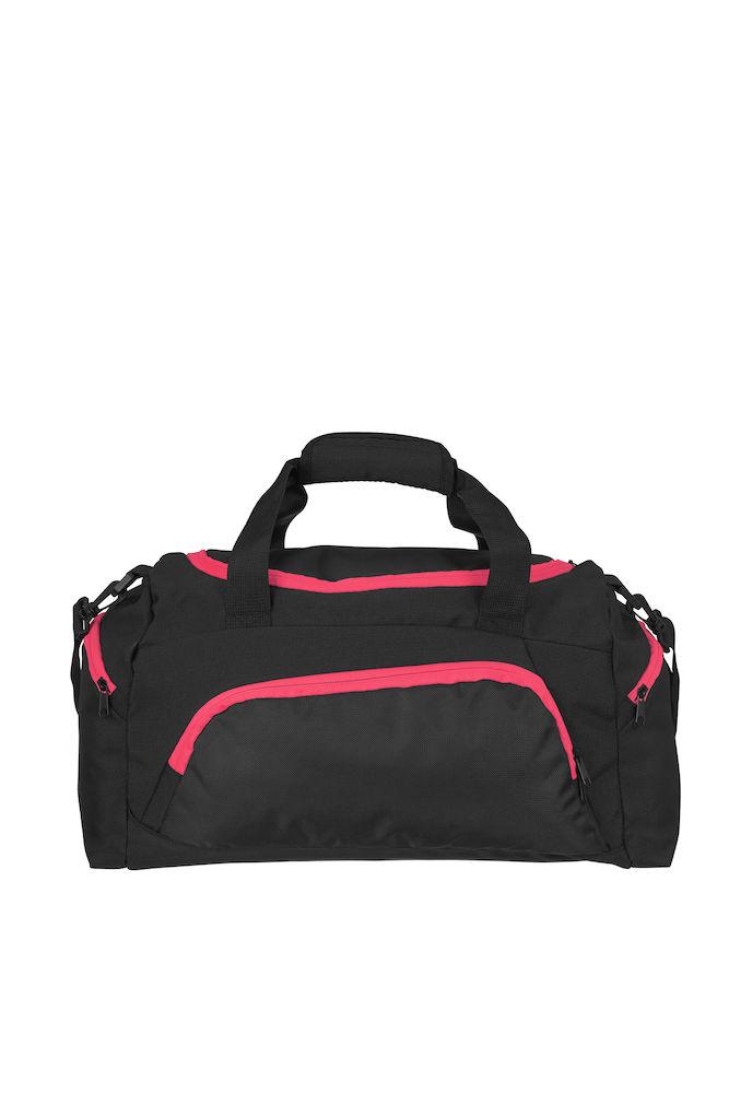 Active Line Sportbag Svart/rosa