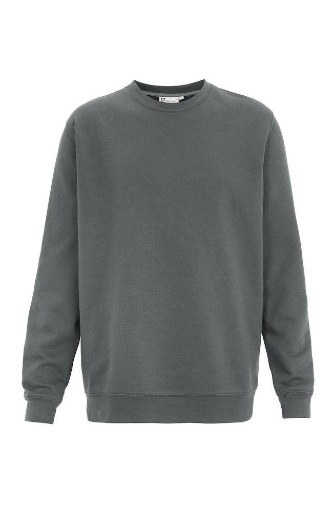 Sweatshirt Albany Stålgrå