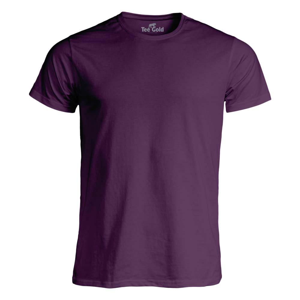 Tee Gold T-shirt 170g Lila