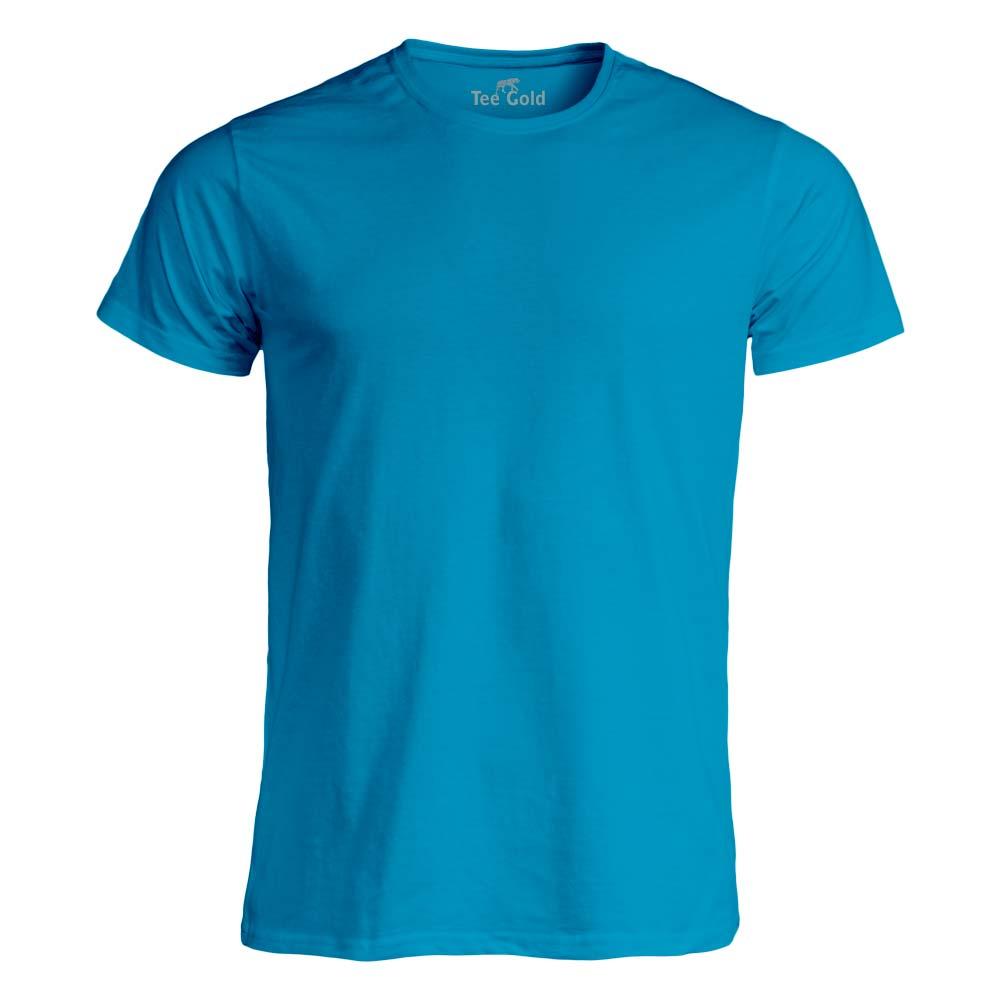 Tee Gold T-shirt 170g Oceanblå