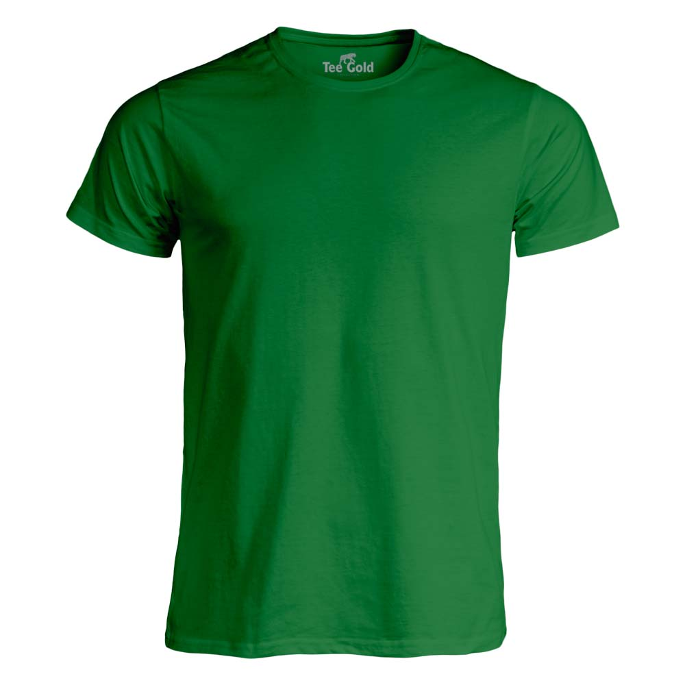 Tee Gold T-shirt 170g Bright green