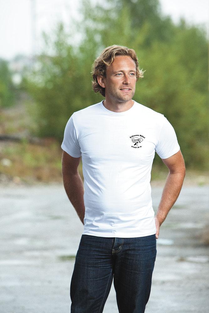 Tee Gold Stretch T-Shirt 190g Svart