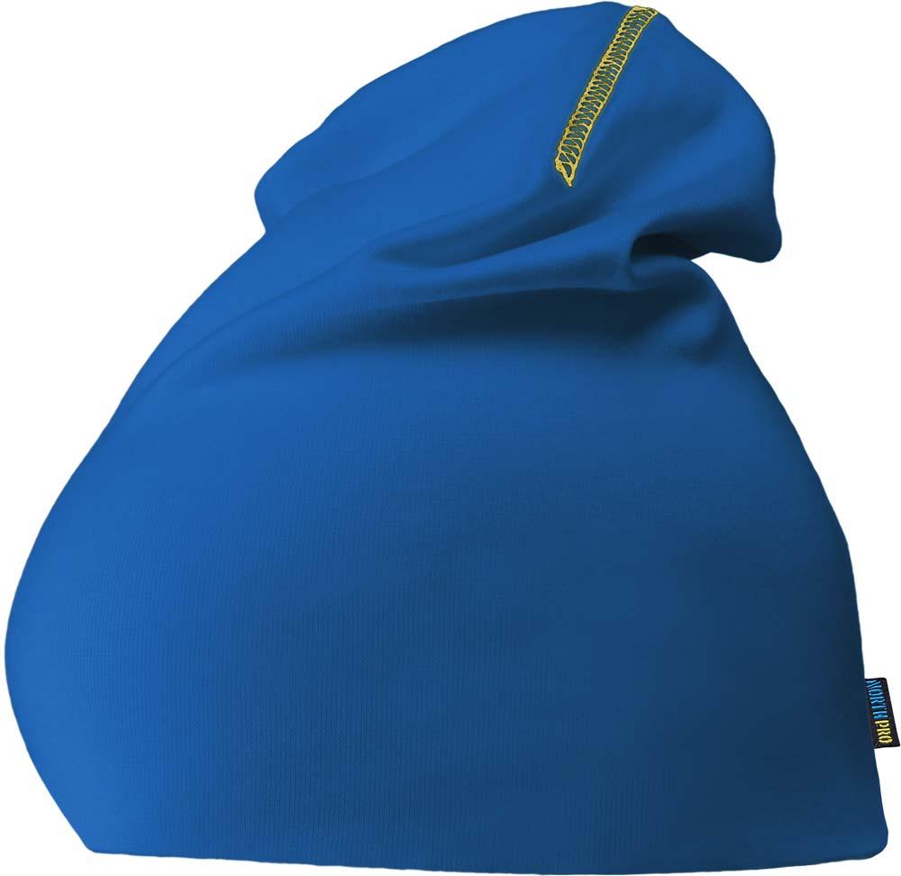 Mössa North Pro blågul Dark blue